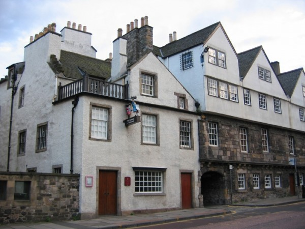 Edinburgh - architektura