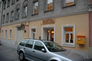 Hostel Ruthensteiner, Viena